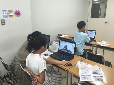 レポートNo.009:夏休み特別企画「3Dプリンターで工作を作ろう」