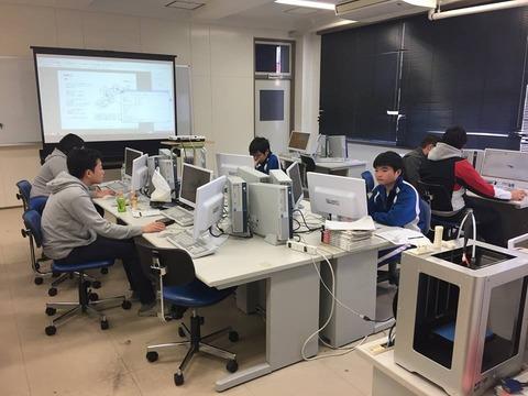 レポートNo.019:釜石商工高校CSWA講習