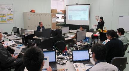 レポートNo.055:次世代型3DCAD体験セミナーin釜石