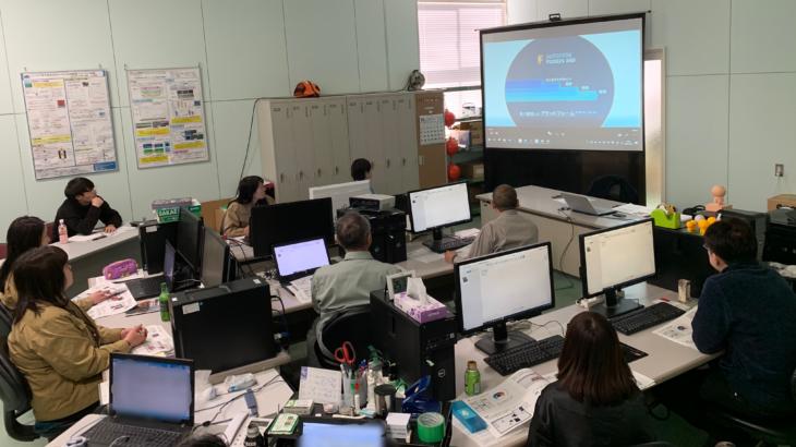 レポートNo.081:次世代型3DCAD(Fusion360)体験セミナー in 釜石