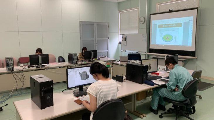レポートNo.096:釜石・大槌-3DCAD体験セミナー