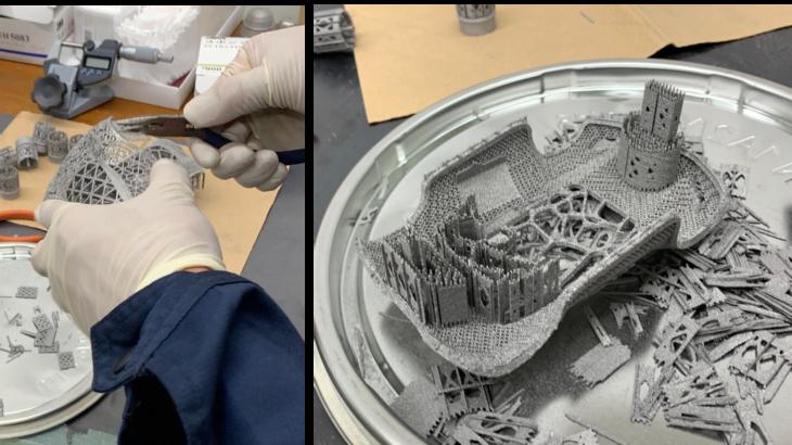 レポートNo.101:電子ビーム金属積層造形実践講習会@岩手県工業技術センター