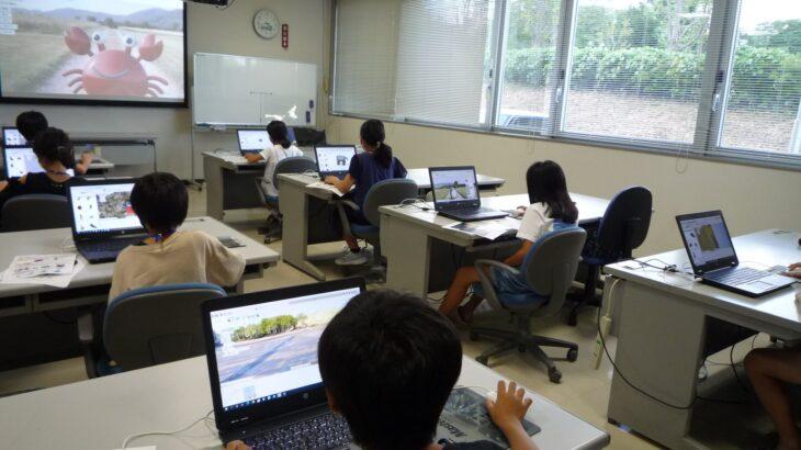 レポートNo.116:夏の子ども達への3DCAD&3Dプリンター体験会