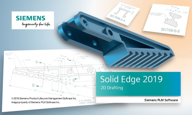 SolidEdge2DDrafting